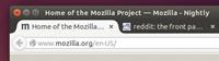 Firefox on desktop PCs