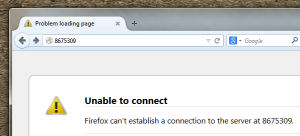 Slow and broken search behavior seen in Firefox 32 and older